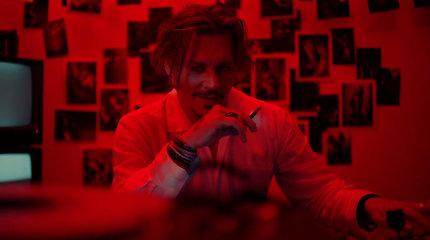 Erotika persmelktas Marilyn Mansono vaizdo klipas su Johnny Deppu