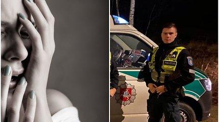 """Klube išžaginta mergina neatleidžia Vilniaus policininkui: """"Atsiprašymas nieko vertas!"""""""