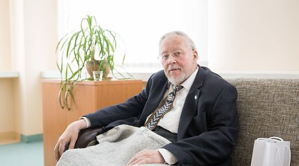 V.Landsbergis: Lietuvos saugumas priklauso ne tik nuo Lietuvos – greta turime bepročių valstybę