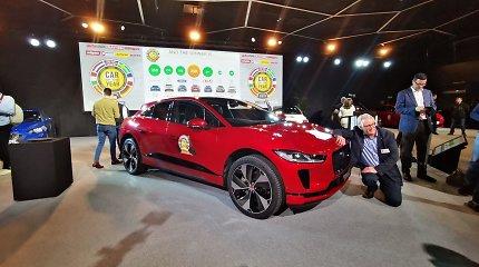 """Ženevoje paskelbtas """"Europos metų automobilis 2019"""": komisija sprendė galvosūkį"""