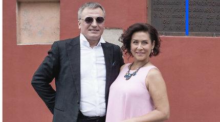 I.Starošaitė ir Ž.Žvagulis: apie pirmą bučinį, naujai per karantiną užgimusią meilę ir geriausią dovaną