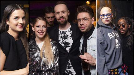 "Po ""Eurovizijos"" finalo – linksmybės dūzgėse"