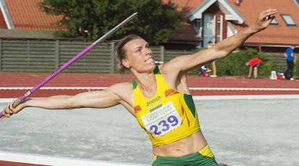 Sprendimas dėl Austros Skujytės olimpinio medalio – gegužę