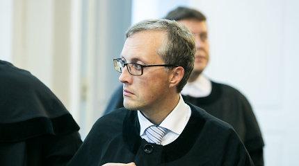"""""""MG Baltic"""" gynėjas pareiškė prašymą nušalinti prokurorą Justą Laucių, nes šis esą įžeidė teisėją"""