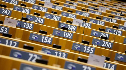 Europos Parlamentas patvirtino 7,9 mlrd. eurų ES gynybos fondą