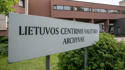 Lietuvos archyvams turėtų vadovauti finansų teisininkė K.Ramonienė