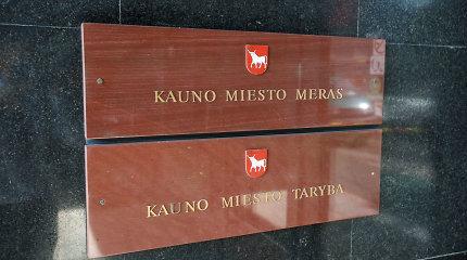 Kauno taryba spręs dėl administracijos direktoriaus ir jo pavaduotojų skyrimo