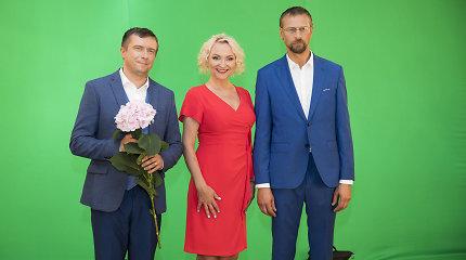 Gimtadienio proga TV3 laidų vedėjai filmavosi specialiame vaizdo klipe