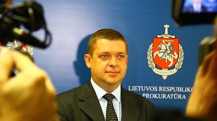 Prokuroras Donatas Skrebiškis – aukščiausiame Panevėžio apygardos prokuratūros poste