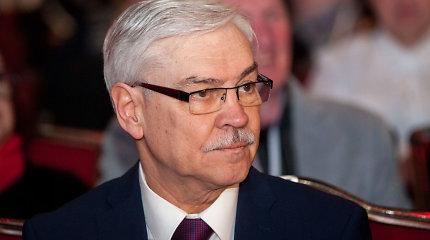 Z.Balčytis kitąmet į EP nekandidatuos, planuoja palikti socdemų partiją