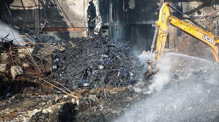 Alytaus rajono ūkininkams pervesti pinigai už gaisro padarytą žalą