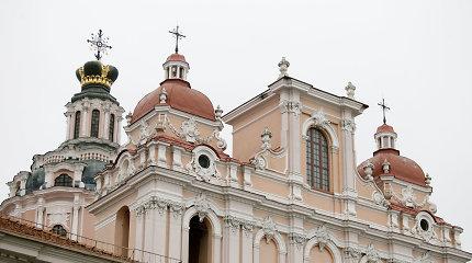 Jėzuitiška Šv. Kazimiero bažnyčia: šventas kaulelis ir Jogailaičių karūna