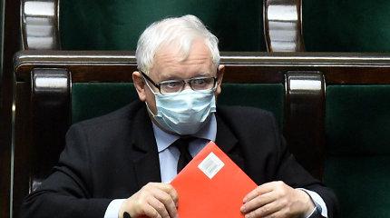 Įtakingiausią Lenkijos politiką kritikuojanti daina dingo iš topų sąrašo: cenzūra?