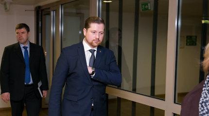 Teismas: buvęs NŽT vadovas D.Kuprys iš pareigų atleistas pagrįstai