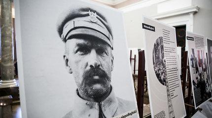 Žinomas Lenkijos istorikas apie Juzefui Pilsudskiui skirtą renginį Vilniuje: tai esminė pamoka