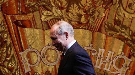 Rusijos opoziciją Vladimiro Putino reformų vajus užklupo netikėtai