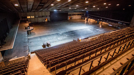 Finansų ministerija: Vilniaus koncertų rūmų rekonstrukcija kainuos iki 29 mln. eurų