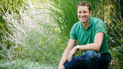 Svarbiausi rugsėjo darbai: agronomas T.Gurskas pataria, kaip prižiūrėti veją