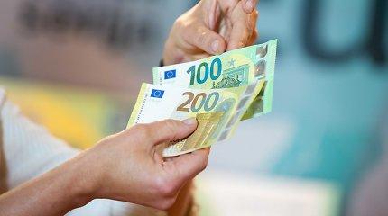 Meluodama bendrovėms moteris Šiauliuose sugebėjo pasiskolinti 93077 eurų