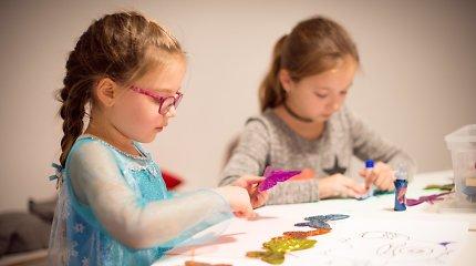 """""""Cosmos place"""" vaikus kviečia į kosminį pusdienio darželį"""