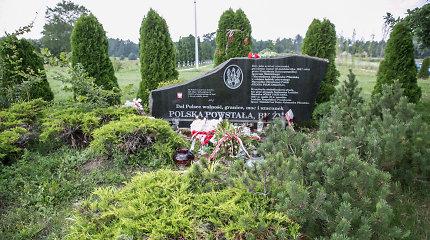 Lenkijos prokurorų dėmesio sulaukusi Lietuvos lenkų sąjunga netvarko J.Pilsudskio tėviškės