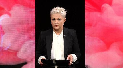 Agnė Grigaliūnienė grįžta į televiziją: ves laidą kontroversišku pavadinimu