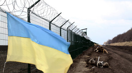 Ukraina išplėtė draudžiamų iš Rusijos importuoti prekių sąrašą