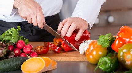 Raudonos ar žalios daržovės – kurioms verta suteikti pirmenybę?