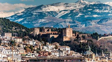 Europos istorija būtų visai kitokia, jeigu ne Granada