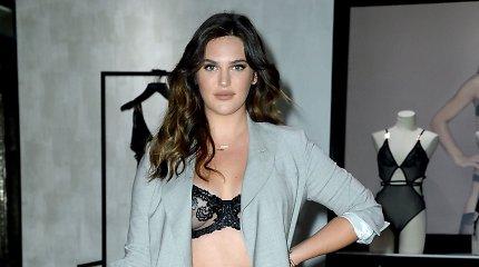 """Išlikti aktualus rinkoje """"Victoria's Secret"""" bando pasamdydamas pirmąjį """"plius"""" dydžio modelį"""