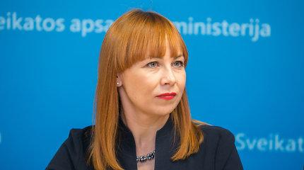 Ministrė sako, kad mokytojų streikas rengiamas kurstant baimes