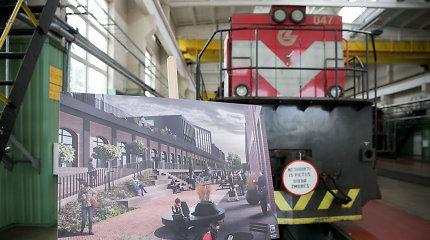 Stoties rajonas Vilniuje pasikeis – naują Autobusų stotį statys greta geležinkelio
