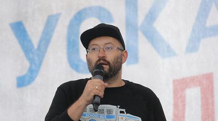 Maskvoje buvo trumpam sulaikytas žurnalistas Ilja Azaras