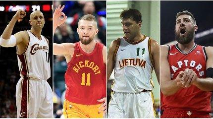 D.Sabonis nauju kontraktu aplenkė ne tik tėvą, bet ir didžiausias Lietuvos žvaigždes NBA