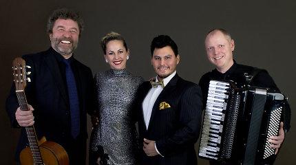 """""""Tango Argentino"""" virtuozų pasirodymai skleis pavasarišką nuotaiką"""