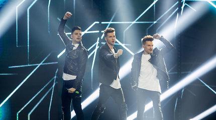 """E.G.O. neigia, kad jų eurovizinė daina – """"One Direction"""" hito kopija: sutampa tik trys natos"""