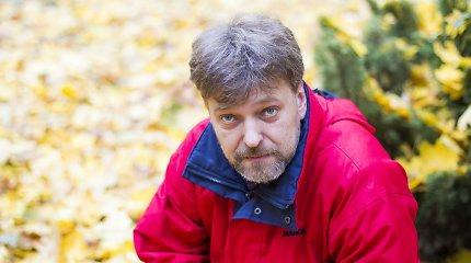 """Aktorius Gediminas Storpirštis: """"Kultūra yra šalies ideologija"""""""