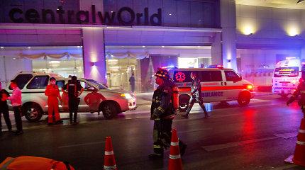 Bankoko prekybos centre įsiplieskė gaisras, pranešama apie tris aukas