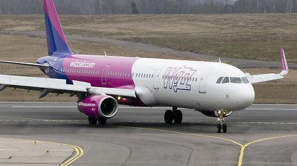 """""""Wizz Air"""" vykdo transatlantinius skrydžius? Taip, bet ir kitos oro linijos dabar dirba neįprastus darbus"""