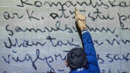 """""""Versmė"""" kviečia jaunuosius rašytojus į kūrybines dirbtuves su Naomi Yoeli"""