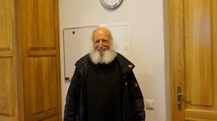 Lietuvoje viešėjęs garsus teologas A.Griunas: bažnyčiai dera nulipti nuo aukšto pjedestalo