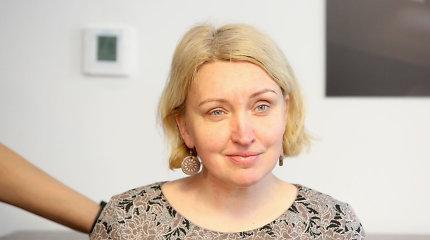 Inauguruojama naujoji VDA rektorė Ieva Skauronė