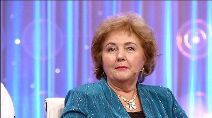 Kristinai Brazauskienei diagnozuota trečios stadijos melanoma