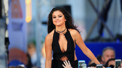Ligų alinamai Selenai Gomez – nervinis išsekimas: gydosi nuo nerimo ir depresijos