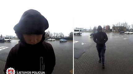 Policijai parūpo vaikinas, kuriam parūpo svetimos prekės Panevėžio paštomate