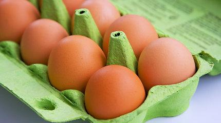 Kiaušiniai iš Lietuvos bus eksportuojami į Naująją Zelandiją
