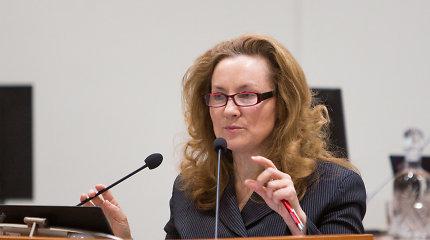 Vilniaus politikai vėl spręs, ar atleisti administracijos direktorę A.Vaitkunskienę