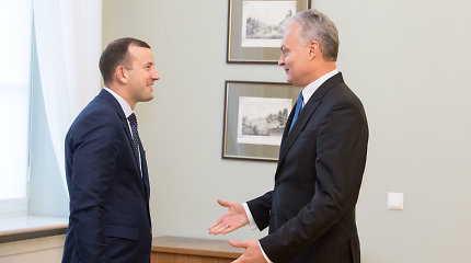 Prezidentas: V.Sinkevičiaus vizitas Briuselyje viršijo lūkesčius