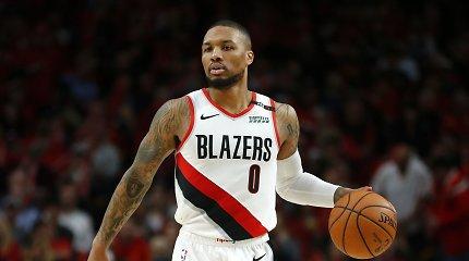 Žaisti olimpiadoje planuoja dar viena NBA superžvaigždė