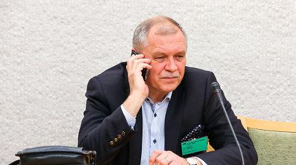 STT sulaikė Lietuvos prekybos, pramonės ir amatų rūmų asociacijos generalinį direktorių
